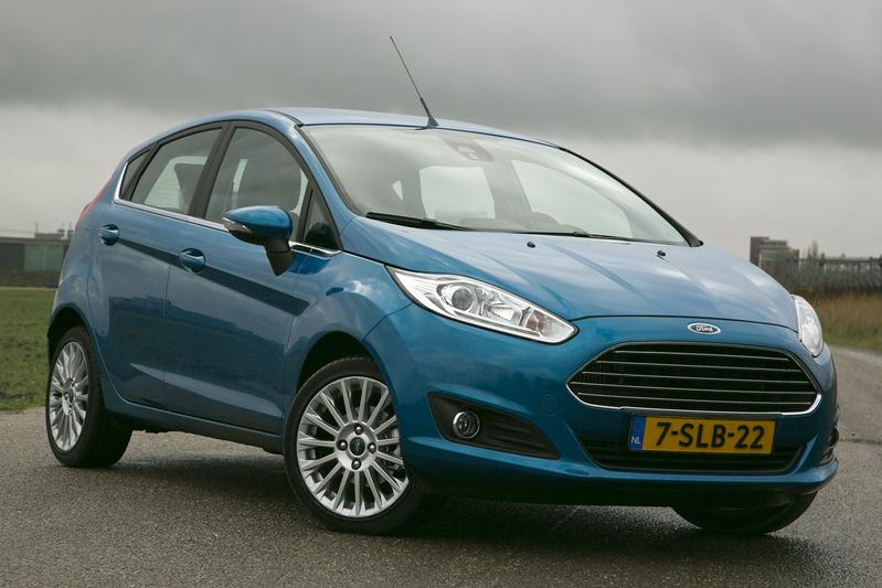 Ford Fiesta 1.0 Ecoboost Powershift (2014)