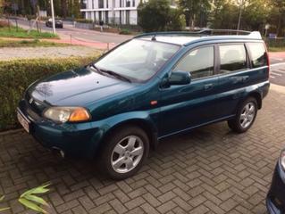 Honda HR-V 1.6i 4WD (2001)