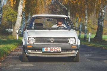Gobbi, de Trabant-VW - Reportage