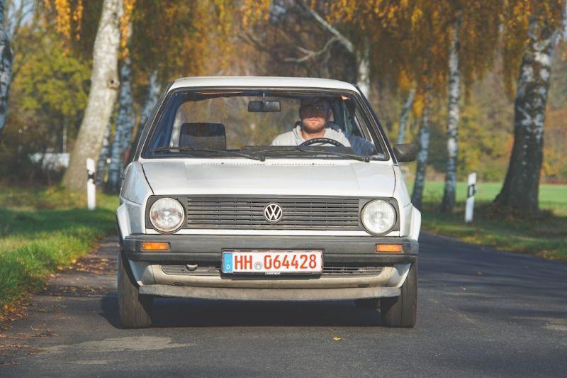 VW Golf Trabant