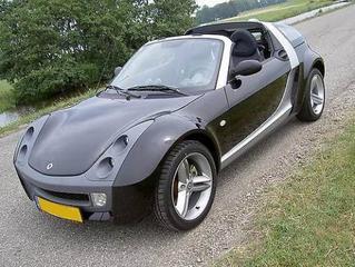 Smart roadster-coupé 60kW (2003)