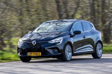 Renault Clio voert Europese verkopen aan in mei