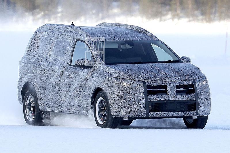 Nieuwe Dacia Logan MCV in beeld