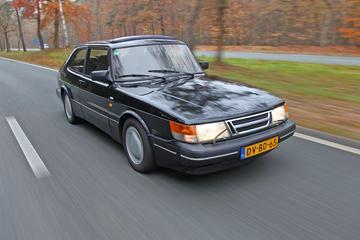 Saab 900 2.0i-16 – 1992 – 542.185 km - Klokje Rond