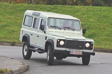 Land Rover Defender 110 S Td5 - Youngtimertip