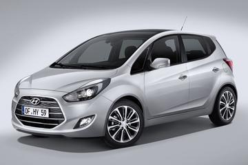 Hyundai ix20 is gefacelift