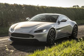 Klassieke grille voor Aston Martin Vantage