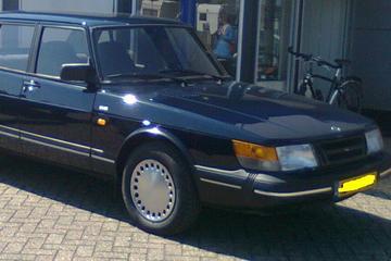 Saab 900i 16 (1991)