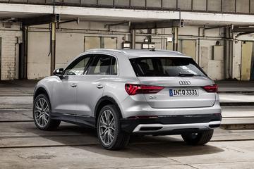 Meer prijzen Audi Q3 bekend