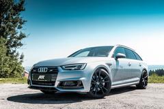 Abt neemt Audi A4 onder handen