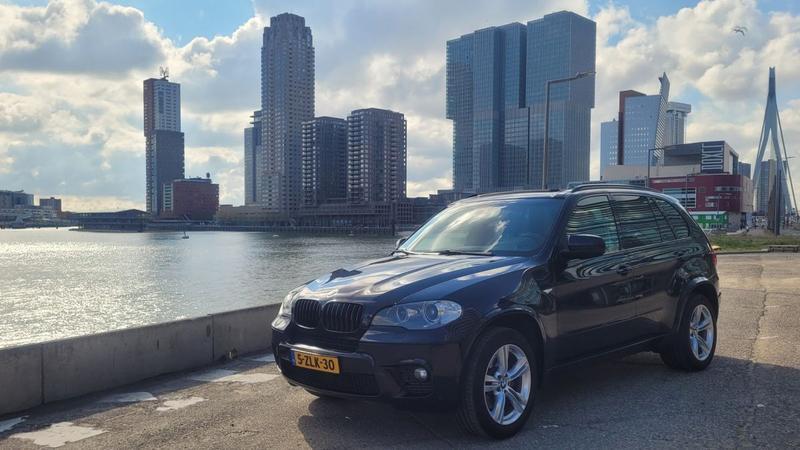 BMW X5 xDrive40d High Executive (2011)
