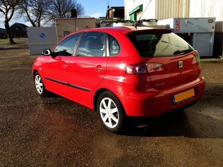 Seat Ibiza 1.9 TDi 100pk Sport (2004)