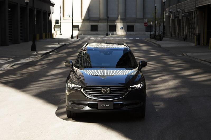 Mazda toont blik in agenda