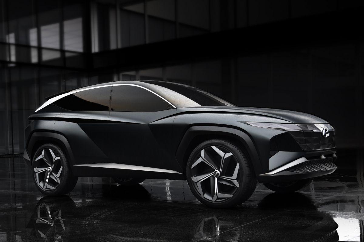 Hyundai PHEV SUV Concept (Los Angeles 2019) 22