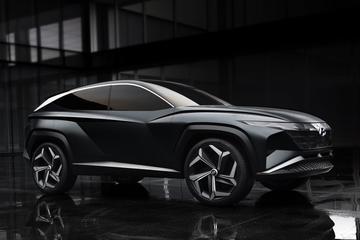 Hyundai presenteert Vision T Concept