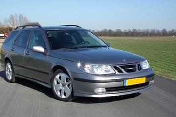 Saab 9-5 Estate 2.3 t Vector (2002)