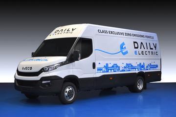 Iveco Daily nu ook elektrisch
