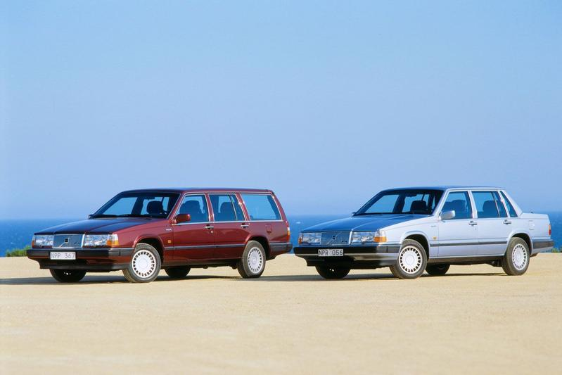 Facelift Friday: Volvo 760
