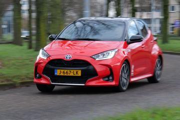 Toyota Yaris Hybrid - Achteruitkijkspiegel