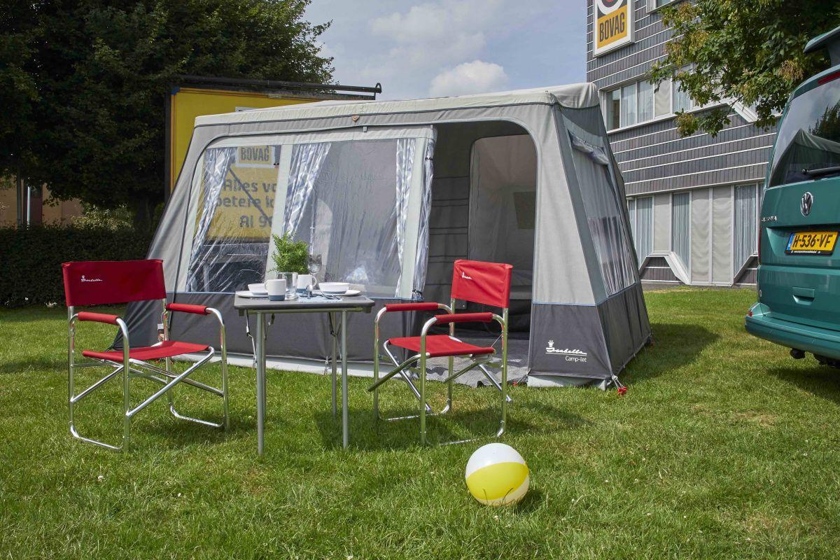 Bovag AutoWeek kamperen vakantie zomer camper caravan