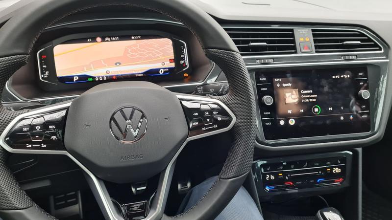Volkswagen Tiguan 1.5 TSI 150pk R-Line Business+ (2021)