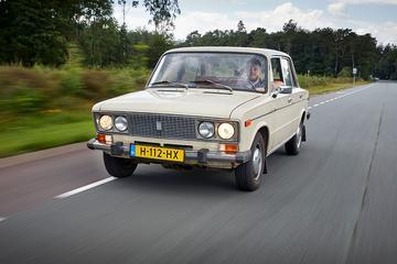 Lada 1300 SL (1984) - Klokje Rond Klassiek