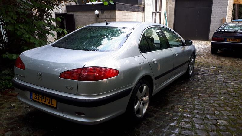 Peugeot 607 2.2 HDI Executive (2004)
