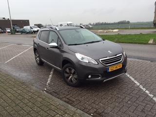 Peugeot 2008 Blue Lease Executive 1.2 Puretech 110 (2015)