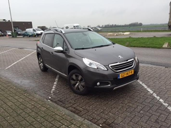 Peugeot 2008 Blue Lease Executive 1.2 Puretech 110 (2015)