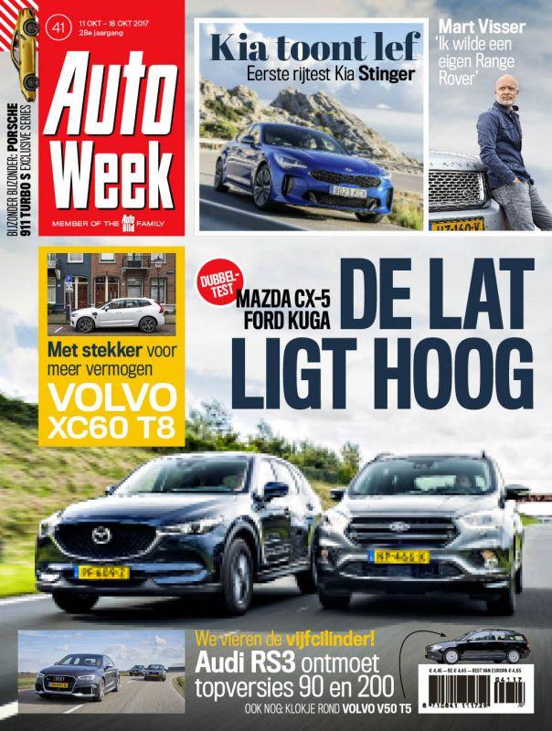 AutoWeek 41 2017