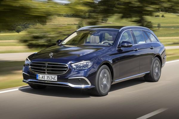 Mercedes-Benz hangt prijskaartje aan E300e Estate