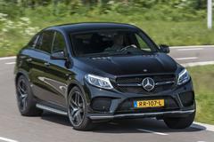 Mercedes-Benz GLE 43 AMG 4Matic Coupé