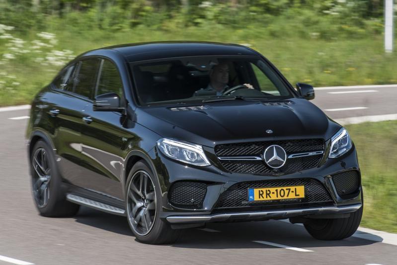 Mercedes-Benz GLE 43 AMG Coupé