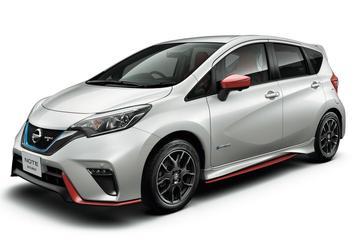 Voor Japan: Nissan Note e-Power Nismo S