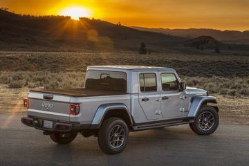 Jeep Gladiator nu wél officieel