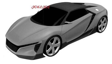 'Honda komt met volledig elektrische sportwagen'