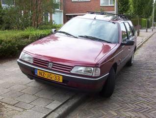 Peugeot 405 Break GLX D 1.9 (1996)
