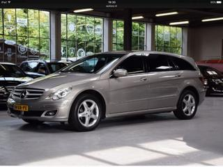Mercedes-Benz R 320 CDI 4Matic Lang (2007)