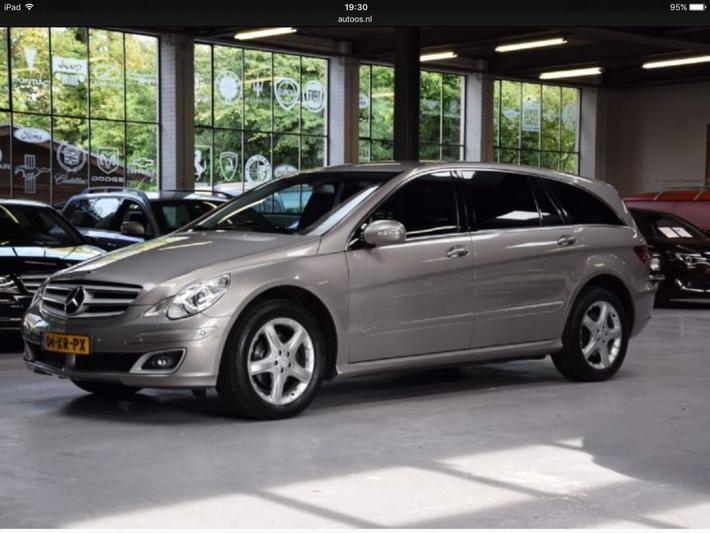 Mercedes-Benz R 320 CDI 4Matic Lang (2007)