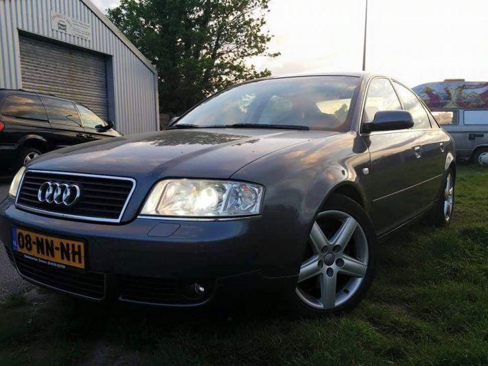 Audi A6 2.4 5V Pro Line (2004)
