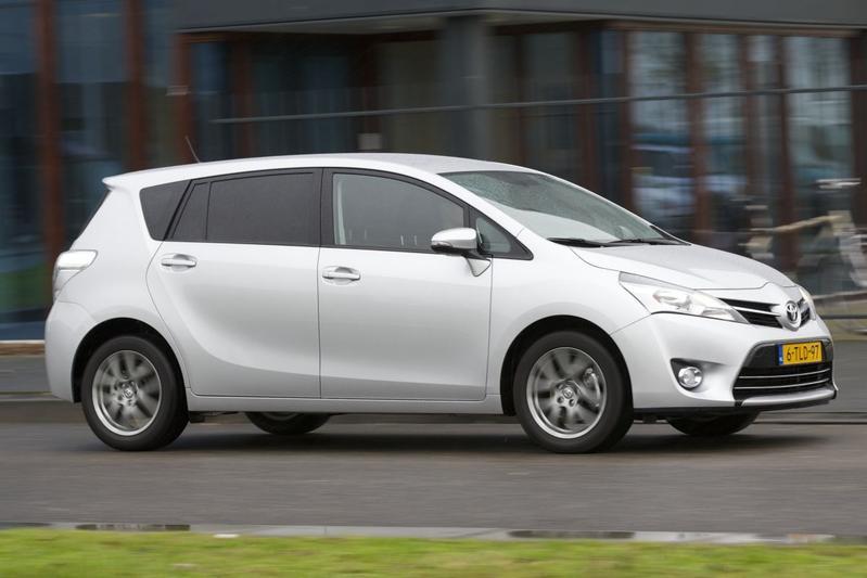Toyota Verso 1.6 D-4D-F Business (2014)