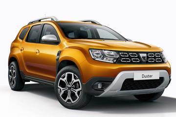 Nieuwe Dacia Duster onthuld