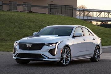 Officieel: Cadillac CT4