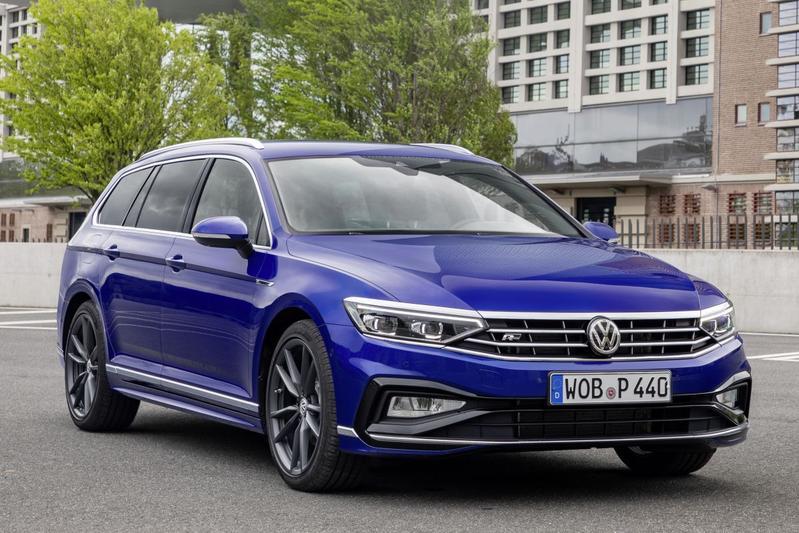 Volkswagen Passat Variant 2.0 TSI 190pk Elegance Business R (2020)