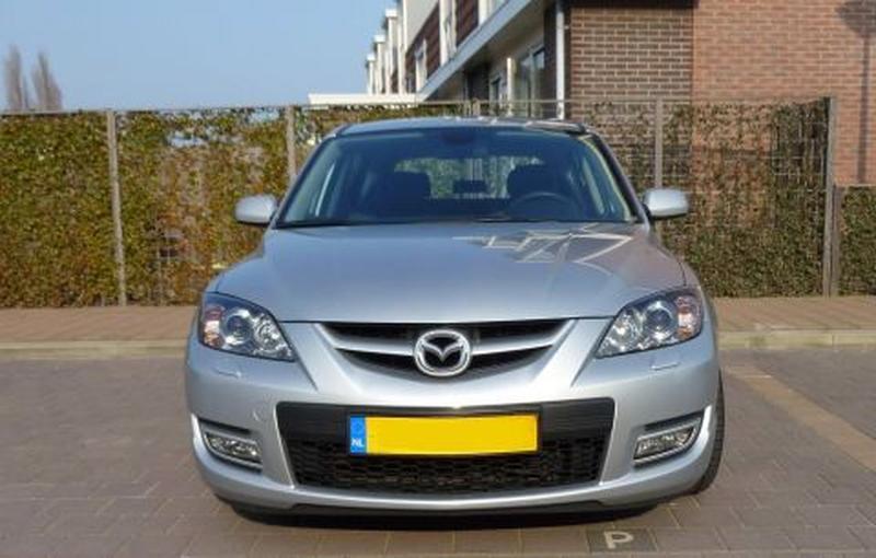 Mazda 3 MPS (2007)