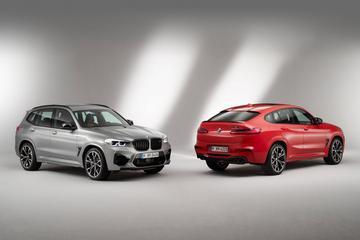 BMW onthult X3 M én X4 M