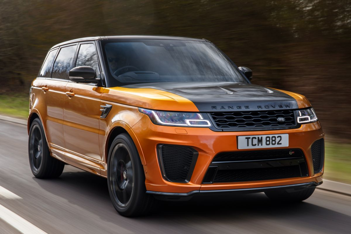 range rover sport svr eerste rijtest. Black Bedroom Furniture Sets. Home Design Ideas