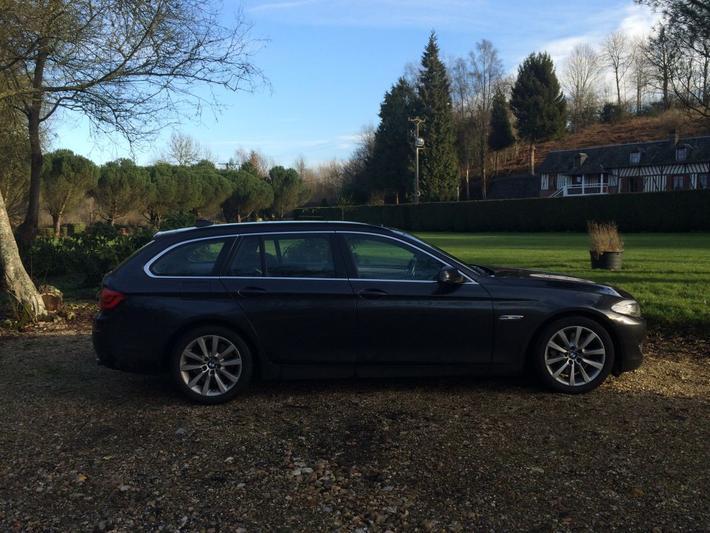 BMW 535d Touring High Executive (2011) #2