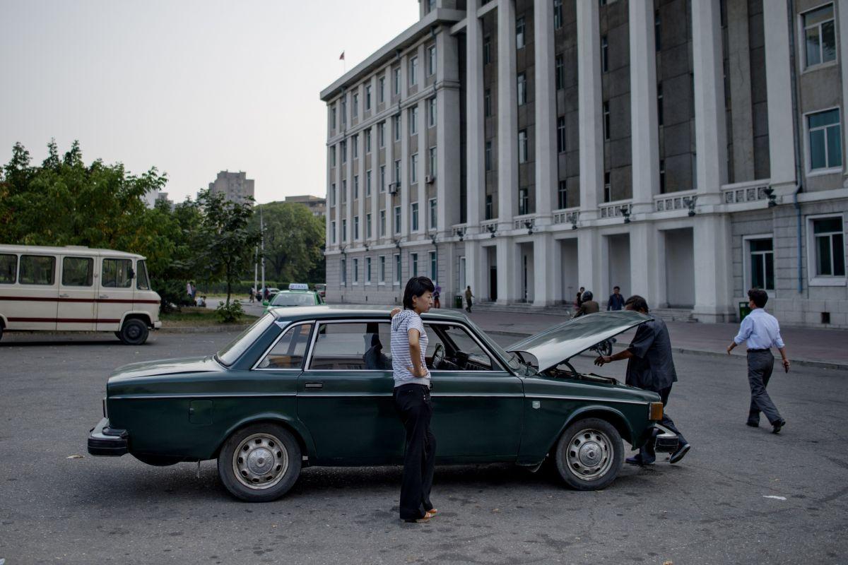 Volvo Noord-Korea
