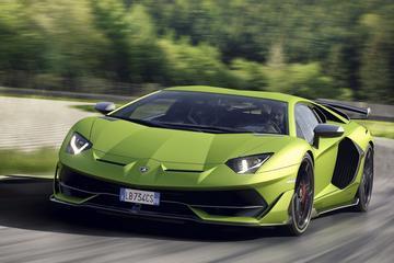 Dít is de Lamborghini Aventador SVJ!
